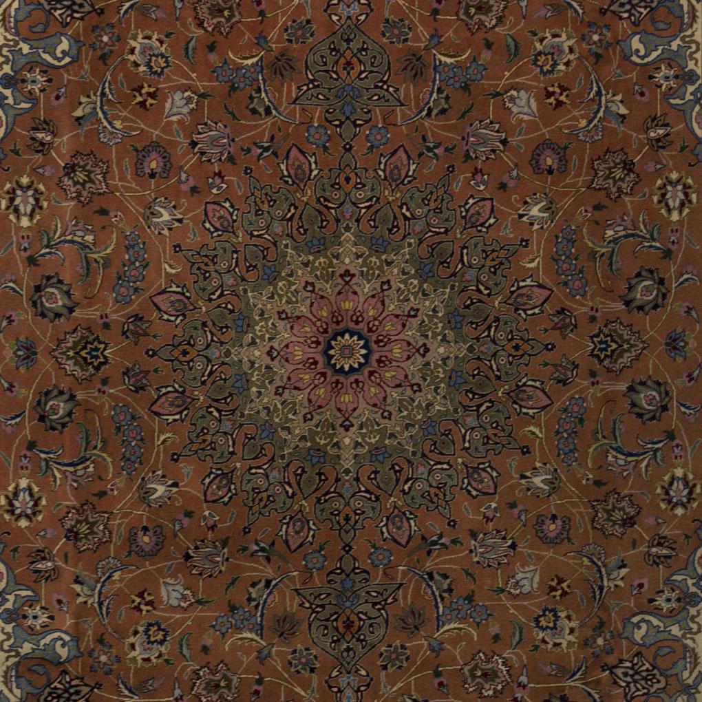 Tabriz 60 raj misto seta
